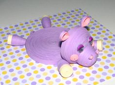 Coasters for drinks Hippo Stand for the cup Cup Stands Cup pad