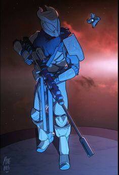 Robot Art, Master Chief, Destiny, Fictional Characters, Style, Swag, Fantasy Characters, Outfits