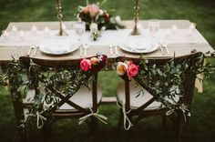 Boho Modern Palm Springs Wedding