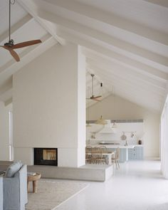Timber Wall Panels, Timber Walls, Sorrento Beach, Hall House, The Design Files, California Style, Style At Home, House Tours, Interior Architecture