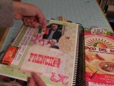 Completed Smash Book/Junk Journal