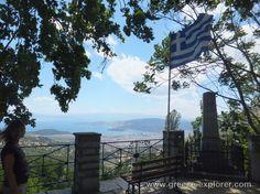 Village Makrinitsa in Mount Pelion Greece, Explore, Mountains, Places, Nature, Travel, Lugares, Naturaleza, Trips