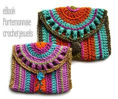 Häkelanleitungen - ○ eBook Portemonnaie ○ - ein Designerstück von crochet bei DaWanda
