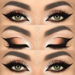Knowing eyeliner styles that flatter your face features is pretty essential for . - - Knowing eyeliner styles that flatter your face features is pretty essential for every lady. EyeLiner Tips Styles Tutorial 2019 EyeLiner ideas Tips and. Makeup Goals, Love Makeup, Makeup Tips, Beauty Makeup, Makeup Ideas, Eye Makeup Tutorials, Eye Liner Tricks, Basic Makeup, Black Makeup