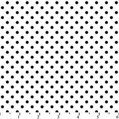 Polka Dot Flannel (!)