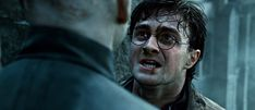 Harry Potter and the Deathly Hallows: Part II - Official screen capture with Daniel Radcliffe. The image measures 1888 * 816 pixels and was added on 15 July New Harry Potter Book, Harry Potter Weekend, Harry Potter More, Harry Potter Marauders, Harry Potter Quotes, Deathly Hallows Part 2, Daniel Radcliffe, This Or That Questions, Hogwarts