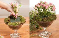10 Dicas para Fazer Lindos e Coloridos Arranjos de Flores