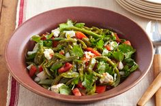 Cactus salad is the best, very fresh with lots of yummy veggies.