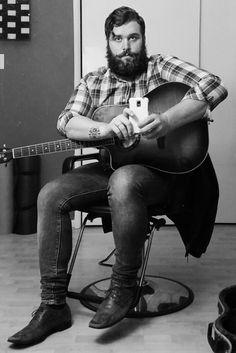 Beard & Guitar...songs from the depth of the whisker.