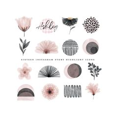 Timestamps DIY night light DIY colorful garland Cool epoxy resin projects Creative and easy crafts Plastic straw reusing ------. Planner Bullet Journal, Cupcake Logo, Custom Icons, Watercolor Logo, Branding Kit, Story Highlights, Instagram Highlight Icons, Clipart, Instagram Story