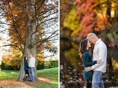 There was an explosion of colors at this Longwood Gardens engagement session in Kennett Square, PA. Christina and Brandon had a stunning fall session make sure. Fall Engagement, Engagement Pictures, Engagement Session, Longwood Gardens, Couple Photos, Philadelphia, Photo Ideas, Photography, Wedding