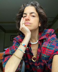 """@leandramcohen ha realizado una publicación en su perfil de Instagram: """"What's worse: stealing candy or jewelry from a baby? 🤔"""" Leandra Medine, Mix Match, Profile, Candy, Casual, Jewelry, Style, Trending Fashion, Trends"""