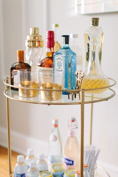 Whether you've got space for a beautiful oak hutch or simply looking for a small cocktail tray, finding the perfect bar cart can be harder than dating! We feel your pain, which is why we've decided to round up not only our favorite bar carts but everything in between. No matter how big or small your […]