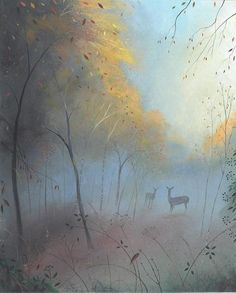 Nicholas Hely Hutchinson | Autumn Morning