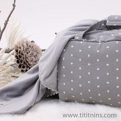 Bolso Maternal M y Manta Bebe #tititnins