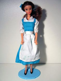 Beauty and the Beast, Belle Barbie doll