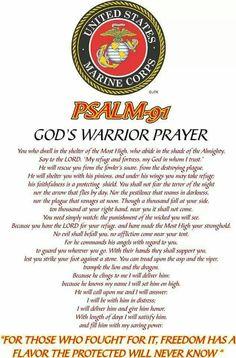 My Marine Prayer Marine Corps Quotes, Usmc Quotes, Military Quotes, Us Marine Corps, Military Humor, Military Love, Marine Corps Tattoos, Quotes Quotes, Once A Marine