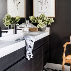 How to create an old world glamour look in your bathroom