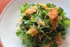 Roast Chicken, Watercress & Vinaigrette