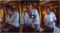 Vtipná slovenská čašníčka svojim prejavom pobavila hostí ale aj celý internet…