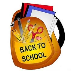 Back to School Clip Art Animations | Back To School Open House | Fort Valley Middle School