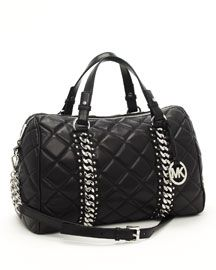 MICHAEL Michael Kors Quilted Chain-Detail Bag