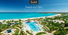 With gorgeous white sand beaches, savory dining experiences, opulent accommodations, refreshing beverages, fun water sports and more, it's no wonder why so many choose Sandals as their tropical escape.