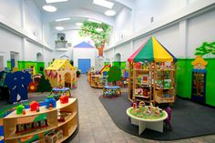 creative pre school classrooms | virtual tour of Creative World! Click an image to enlarge. (Classrooms ...