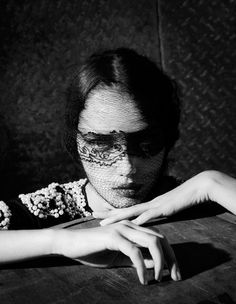 Fashion Editorial,Moody dark editorials, dark fashion, emotion, haunting, black and white, reflections, shadows