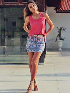Primavera- Verão 2014 Trevita......Nossas it peças no @Vanessa Vasconcelos ❤❤!!!!l Logo postaremos os Looks mais despojados e fahions que estamos apaixonadas! #peçadodia #peçadesejo #trevita #summer #verão2014 ☀✌