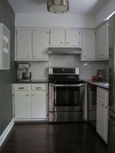 Small Kitchen Big Style