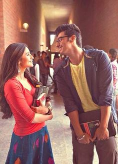 2 states FAVE bollywood movie so far!! http://www.etcpb.com/