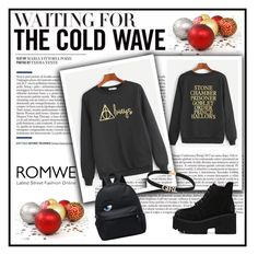 """""""Romwe contest"""" by followme734 ❤ liked on Polyvore"""