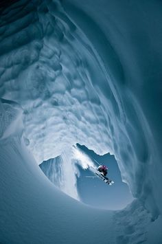 Skiing Whistler, British Columbia, Canada, Photograph by Eric Berger, Red Bull Illume! that is the most epic photo ever ! Whistler, British Columbia, Kitesurfing, Rafting, Red Bull, Ski Extreme, Ski Et Snowboard, Foto Sport, Epic Photos