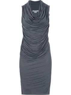 HELMUT LANG Ruched Dress
