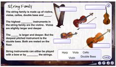 Tons of great links for music teachers/kids to interact with music!