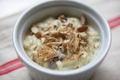 Indian Rice Pudding is a great recipe to use leftover rice. This creamy dessert is vegan, gluten-free and refined sugar free.
