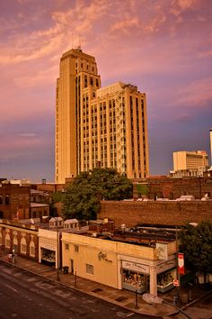 Central National Bank Building by Jamie Betts Photo, via Flickr