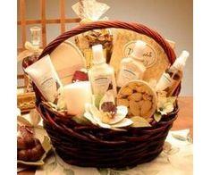Make a Spa Themed Gift Basket