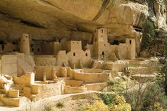 southwest indians   Ancestral Pueblo: Cliff Palace in Mesa Verde National Park -- Kids ...
