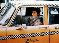 Robert De Niro em Taxi Driver (Martin Scorsese 1976)