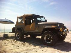 1988 Jeep Wrangler Sahara Edition