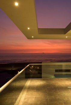 Beach House on a Hill by Javier Artadi Architects