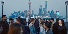 Apple elogia la modalità ritratto di iPhone 7 Plus con un nuovo spot The City!