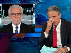 Jon Stewart Destroys CNN's 'Breathless Wrongness' In Coverage Of The Navy Yard Shooting