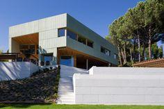 Casa no Pântano de San Juan / GEO Arquitectos