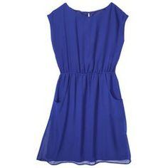 Mossimo Supply Co. Junior's Easy Waist Dress - Assorted Colors