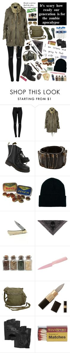 """""""You ready?"""" by feed-the-skulls ❤ liked on Polyvore featuring J Brand, AllSaints, Dr. Martens, Bolongaro Trevor, American Apparel, Blackbird, Kuhn Rikon, GAS Jeans, Louis Vuitton and Polaroid"""
