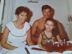 La mia famiglia. ..tanto tempo fa. ..
