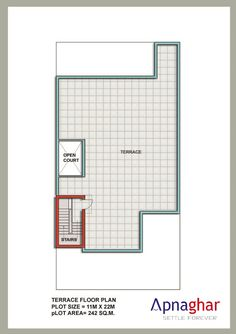 Looking for floor drawings? Visit www.apnaghar.co.in to choose from more than 500 options.